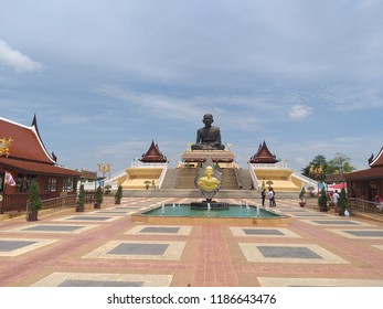 Statue of Thai Bhudda