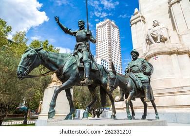 Don Quixote Sculpture Images, Stock Photos & Vectors | Shutterstock