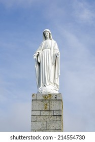 Statues of the Virgin Mary, France
