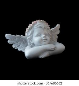 Statuette of angel