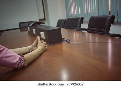 stay calm before a big presentation