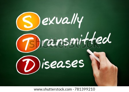 Sexually transmitted diseases logo creator