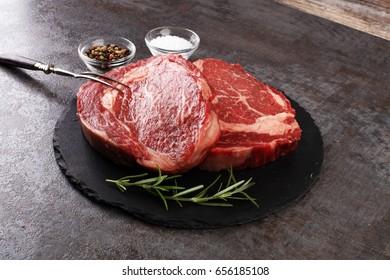 Steak - Dry Aged Wagyu Entrecote Steak