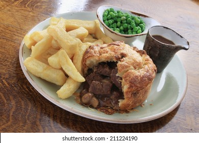 Pie And Chips Images, Stock Photos & Vectors | Shutterstock
