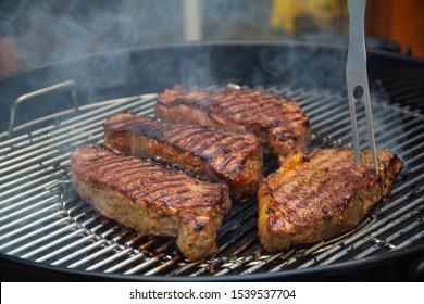 The Steaks are (almost) done