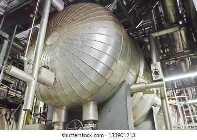 Steam Boiler for Power Plant