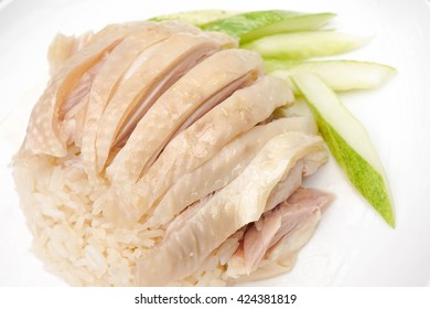 Chicken Rice Isolated Images Stock Photos Vectors