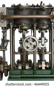 Steam Engine, Detail