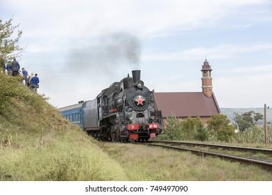 Steam engine ukraine