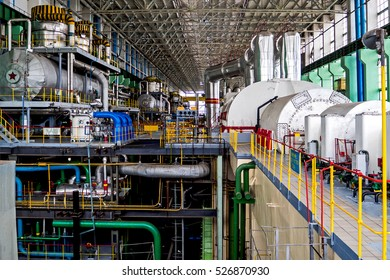 Steam generator of Novovoronezh nuclear power plant