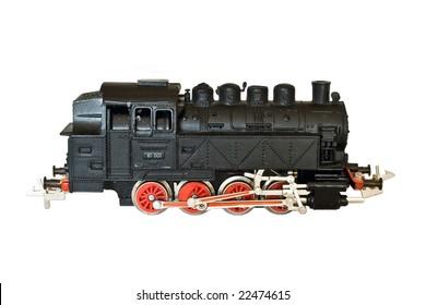 Steam shunting locomotive