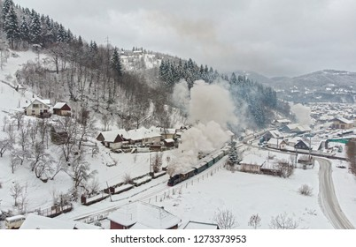 Steam Train, Mocanita from Viseu de Sus