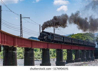 Steam Train Oigawa