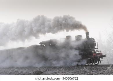 Train Smoke Images Stock Photos Vectors Shutterstock