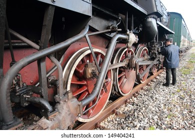 steam train val d'orcia tuscany