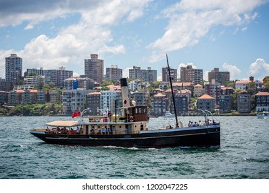 Steam Tug Images, Stock Photos & Vectors | Shutterstock