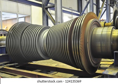 Steam Turbine of coal thermal power plant