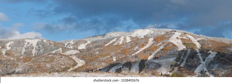 Steamboat Ski Resort, Steamboat Springs, CO/USA (Oct 11, 2019)