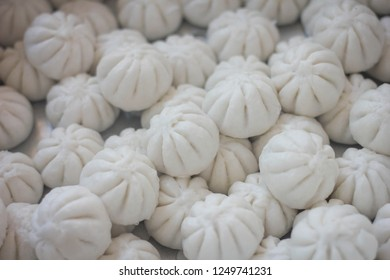 Steamed buns in thailand