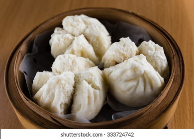 Steamed Honey BBQ Pork Bun
