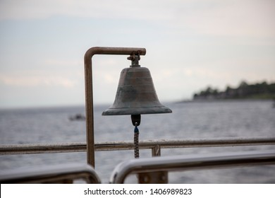 If the steamers are not, the iron bells will sound