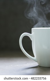 Steaming Cup