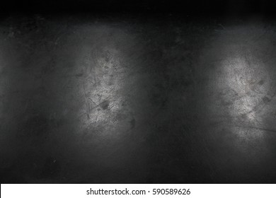 Steel background black color.