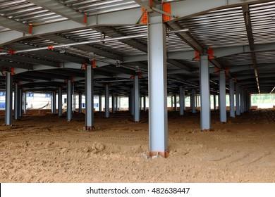 Steel Column Images Stock Photos Amp Vectors Shutterstock