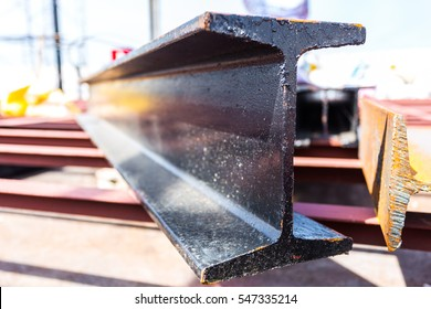 Steel for construction