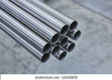 Steel corner detail, factory and profile industry