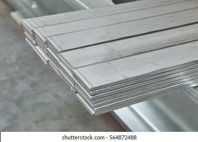 Steel corner profile industry