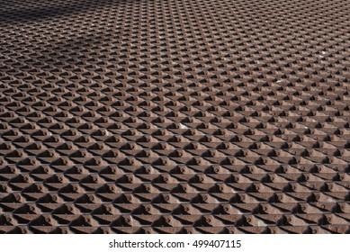 Steel deck bridge