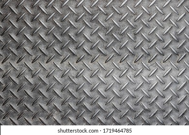 Steel floor plate texture for background images
