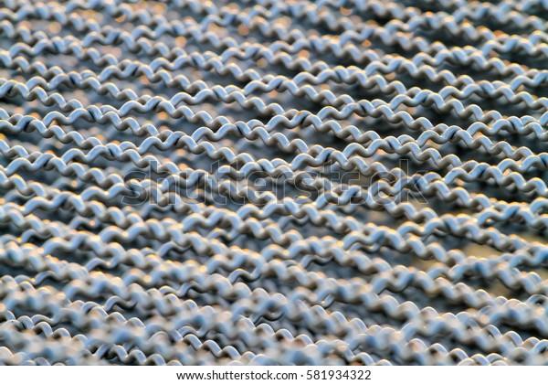 steel galvanized nets or galvanized wire mesh fence