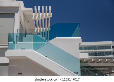 steel glass construction