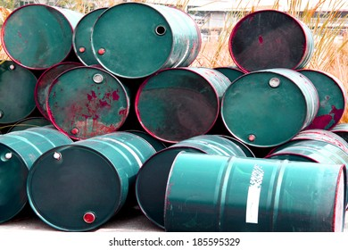 Steel industry of the tank for storage of flammable materials