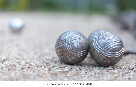 Steel jeu de boules balls