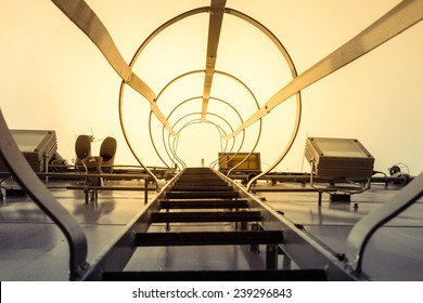 Ladder Safety Images Stock Photos Amp Vectors Shutterstock