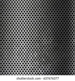 steel metal plate background, 3D