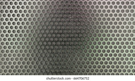 Steel, metallic seamless texture, background.