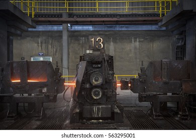 Steel mill production line for wire rod in Vietnam