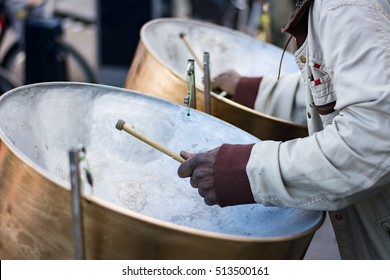 Steel Pan Player