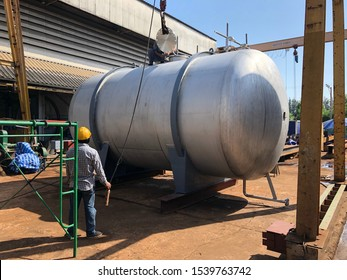 Steel Pressure Vessel Fabrication Work