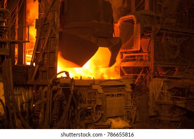steel production in electric furnaces