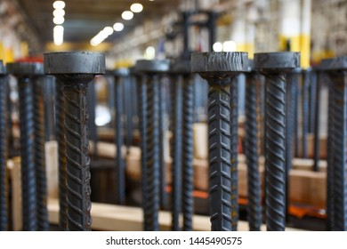 Steel Rebar Cap for foundation construction