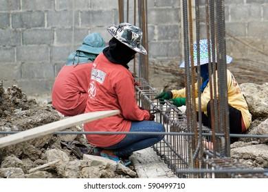 Steel Reinforce Beam Concrete