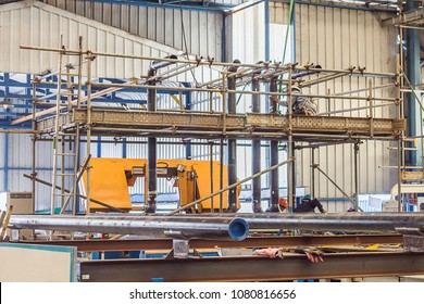 Scaffolding Stock Images Royalty Free Images Vectors Shutterstock