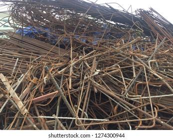 Steel Scrap construction