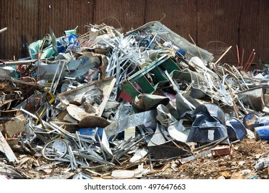 steel scrap for recycle