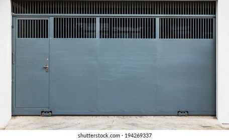 Sliding Gate Images, Stock Photos & Vectors | Shutterstock